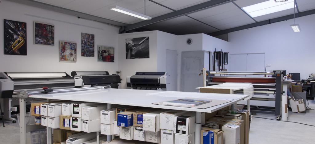 Laboratoire photo et encadrement