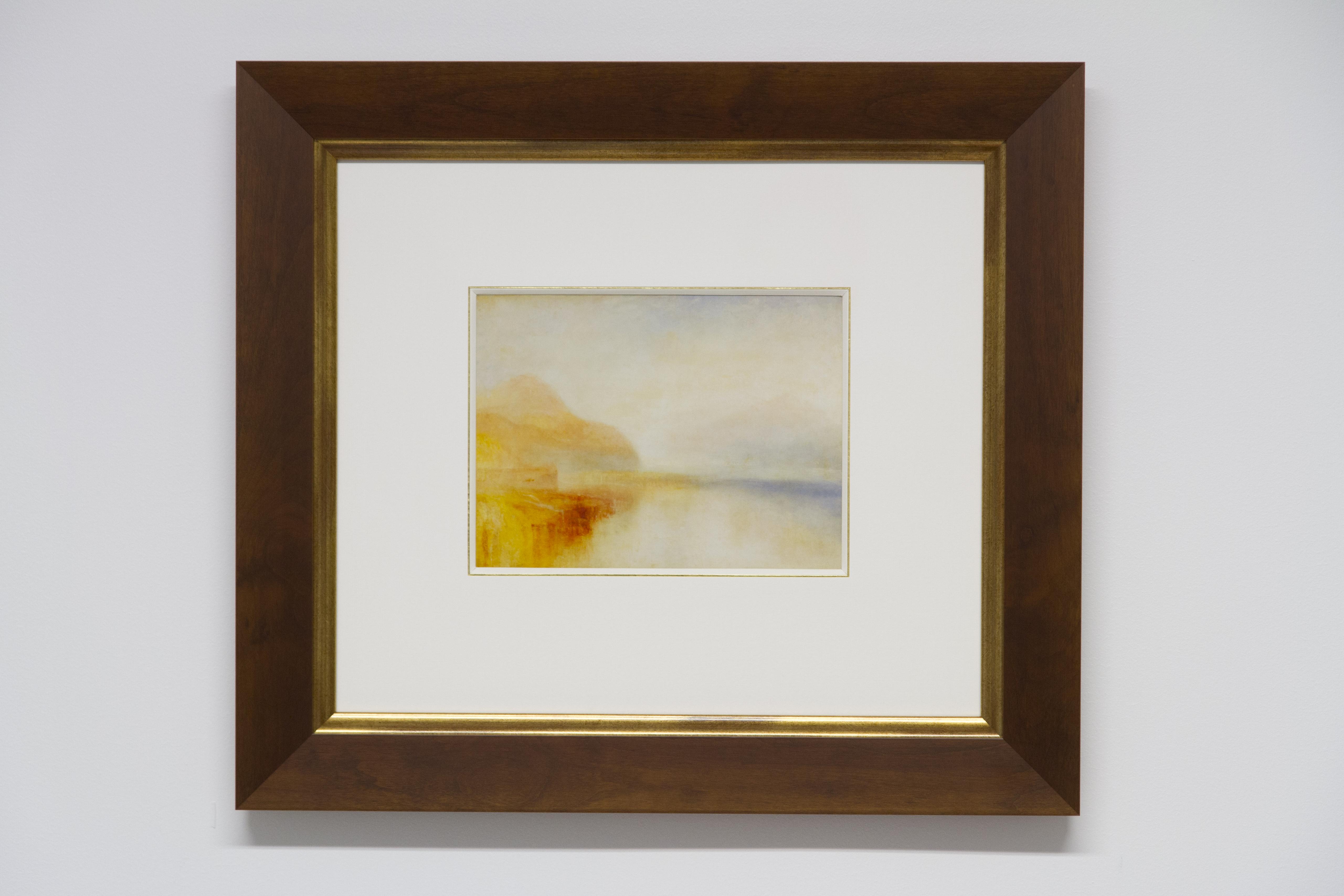 Inverary Pier, Loch Fyne: Morning - William Turner - Royaume-Uni, 1835